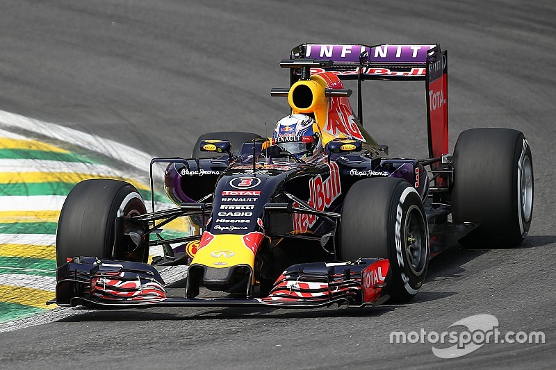 Ricciardo changed by 2015