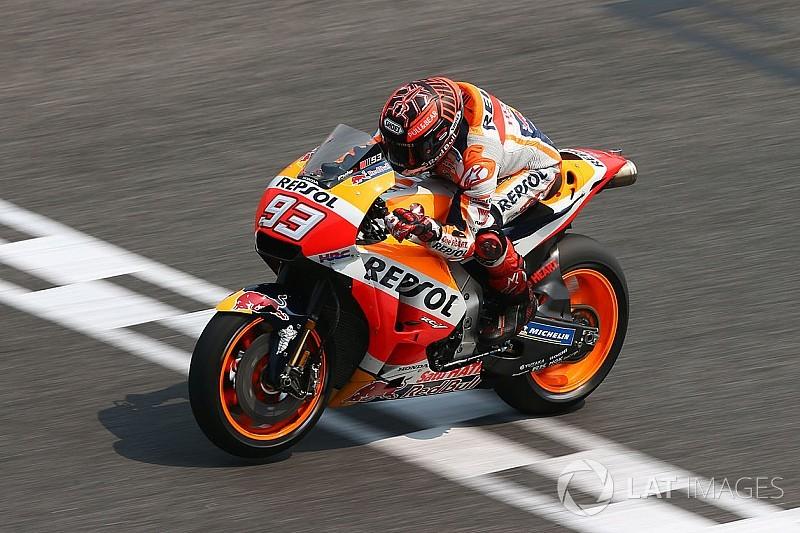 """Marquez: """"Siamo cresciuti, ma dobbiamo migliorare il carattere del motore"""""""