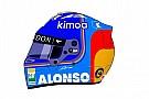 Svolta Alonso: dopo 16 anni cambia radicalmente i colori del casco