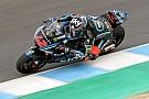 Moto2 Bagnaia en Moto2 y Bastianini en Moto3 marcan el ritmo en los test de Jerez