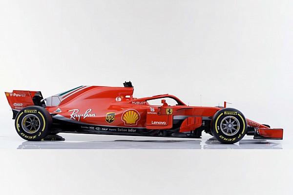 Formula 1 Top List GALERI: Mobil F1 2018 Ferrari SF71H