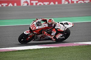 MotoGP 速報ニュース 中上貴晶、MotoGPデビュー初戦の予選は23位「全力でレースに挑む」