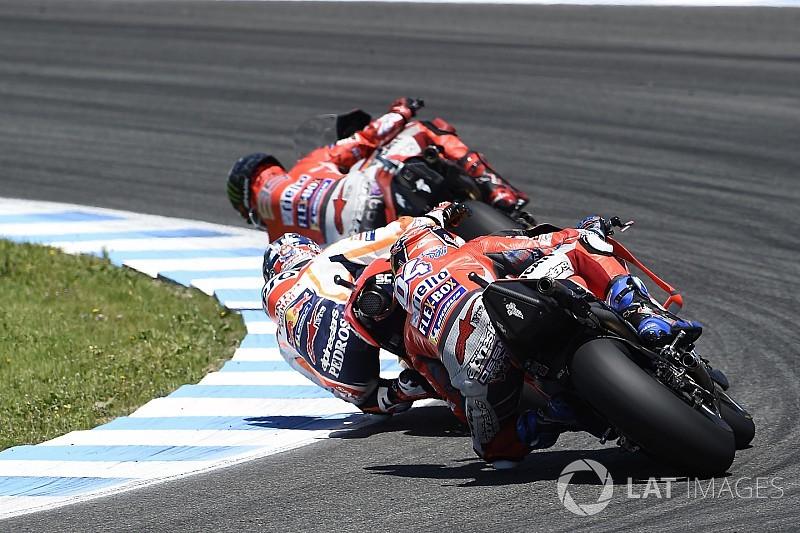 Dovi: Lorenzo me custou a chance de vencer em Jerez