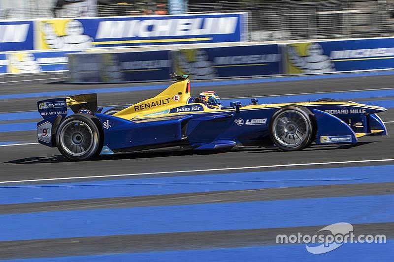 Sébastien Buemi manda en la primera práctica en México