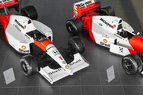 マクラーレン、新型コロナ対策の資金調達のため歴史的F1マシンを担保に
