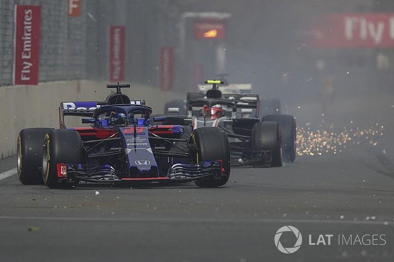 Hartley, Formula 1'deki ilk puanına rağmen gerçekçi