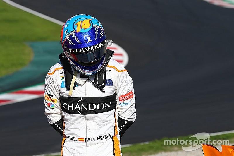 """Fernando Alonso: """"Habe über Rücktritt nachgedacht"""""""