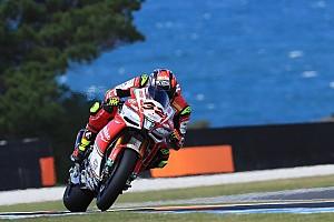 Superbike-WM Trainingsbericht WSBK-Auftakt Australien: Aprilia und Honda überraschen