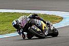 Moto2 Márquez en Moto2 y Arbolino en Moto3 cierran los test en Jerez a ritmo de récord