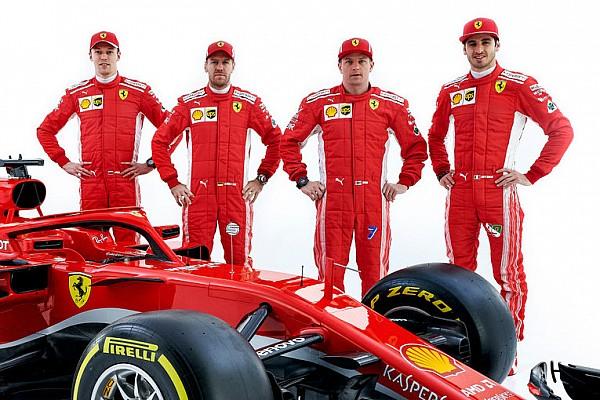 Формула 1 Новость Квят в Ferrari: первое фото