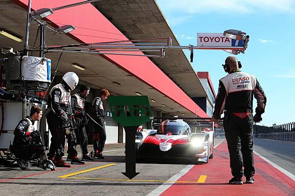 WEC Alonso debutará en Spa con el Toyota de baja carga aerodinámica
