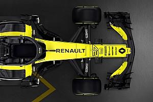 Формула 1 Самое интересное Новая машина Renault: все фотографии с презентации
