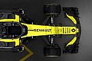 Формула 1 Новая машина Renault: все фотографии с презентации