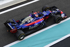 Honda engine layout a big challenge for Toro Rosso