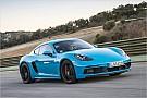 Porsche 718 Cayman GTS 2018 im Test