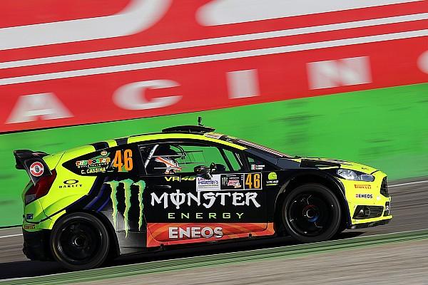 Other rally Росси в шестой раз выиграл Ралли Монца