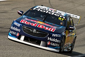 Supercars Qualifying report Perth Supercars: Van Gisbergen on pole, Penske Fords out in Q1