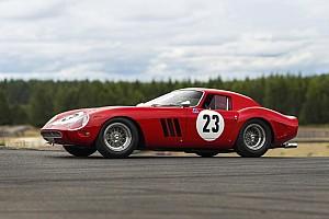 Auto Actualités Une Ferrari 250 GTO ex-Phil Hill pour des enchères record?