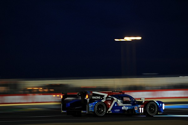 "Button: Le Mans night laps a ""shock to the system"""