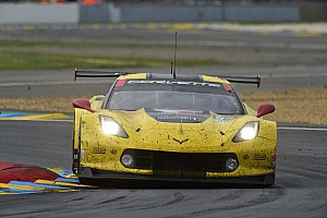 Le Mans Breaking news Gavin: Corvette will bounce back from mediocre Le Mans