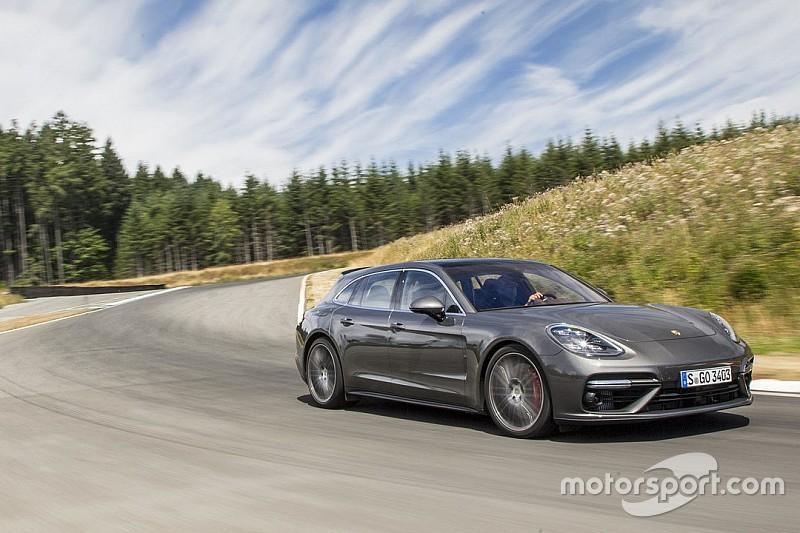 Primera prueba Porsche Panamera Sport Turismo 2018