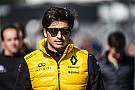 Sainz says he will do rallying in the future