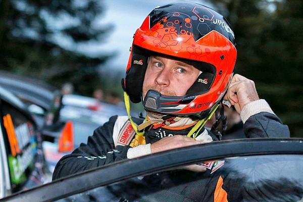 Mads Östberg vor WRC-Comeback für Citroen