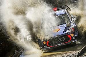 WRC Prova speciale Gran Bretagna, PS9: Evans non si ferma più. Neuville ha preso Ogier!