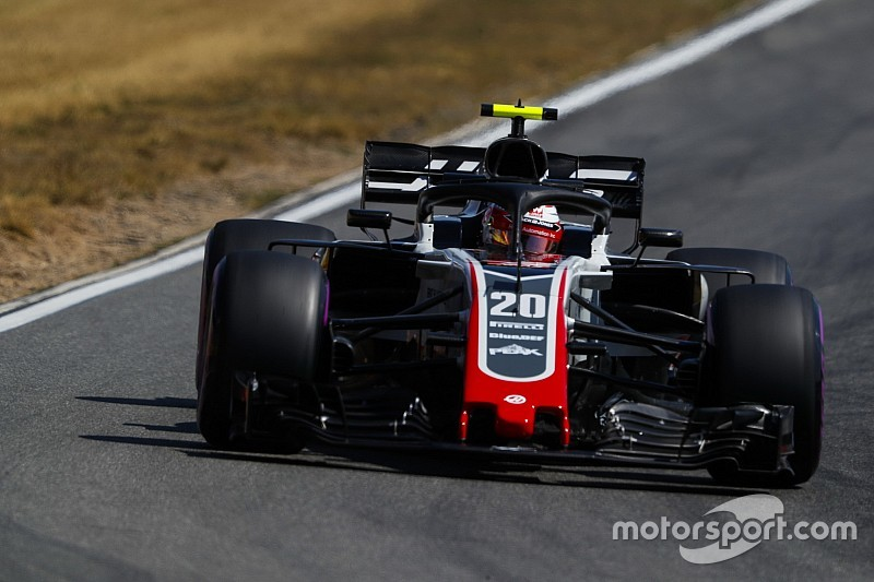 Magnussen enfin épanoui après des débuts en F1