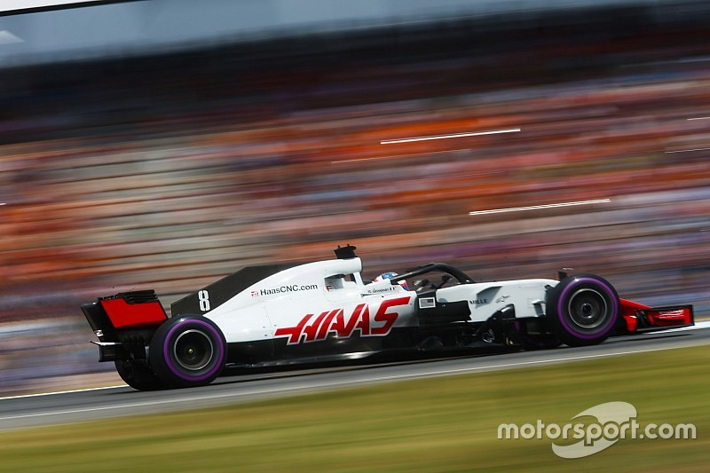 Grosjean: German GP key to saving Haas seat