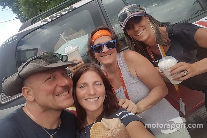 Dakar, in viaggio con Toyota: benzina, musica, gelato ed eccoci a Chilecito