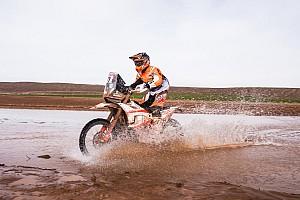 Dakar Noticias de última hora Luciano Benavides sufre accidente