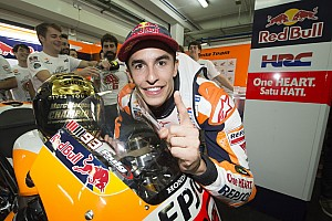 MotoGP 速報ニュース マルケスの2連覇に、ホンダ八郷社長がコメント「心から祝福」