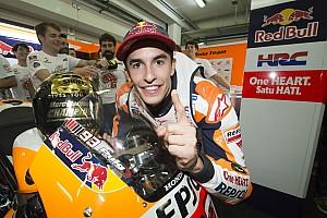 MotoGP News Marquez zu Markenwechsel: Wollte immer für beste Firma fahren