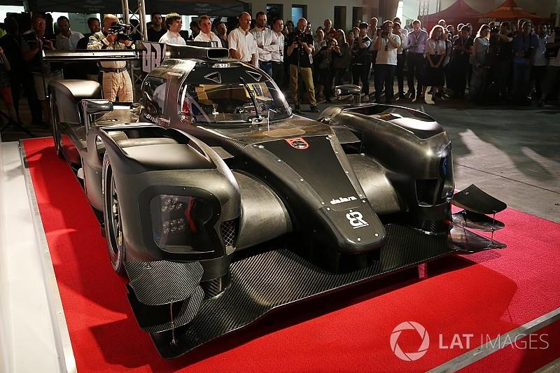 SMP Racing, BR1 WEC LMP1'i tanıttı