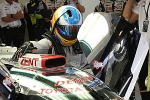 Alonso se estrenó con el Toyota LMP1 del WEC en Bahrein