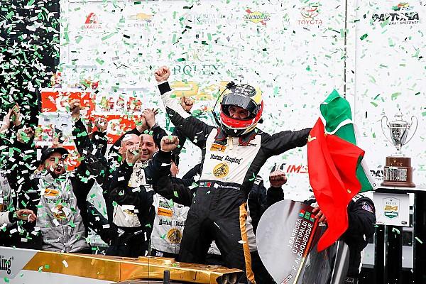 Albuquerque: Rolex 24 victory mission had become