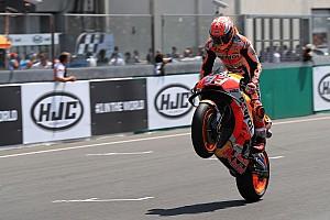 MotoGP I più cliccati Fotogallery: Marc Marquez fa tris nel GP di Francia di MotoGP