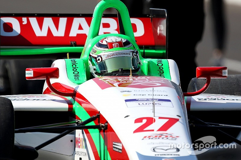 Toronto Indy Lights: O'Ward wins incident-filled race