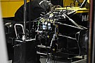 Renault R.S.18: ecco la sospensione anteriore con il comando idraulico