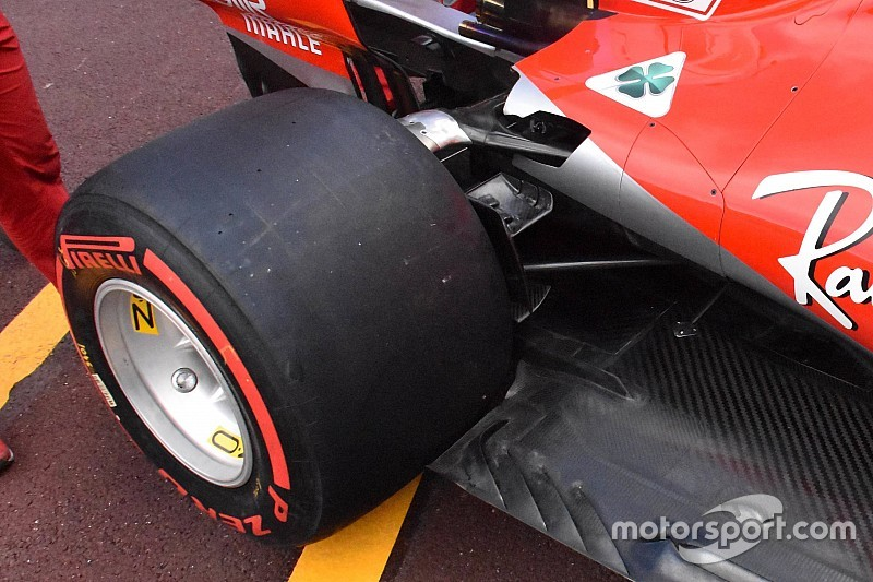 Ferrari to experiment with old suspension in Monaco