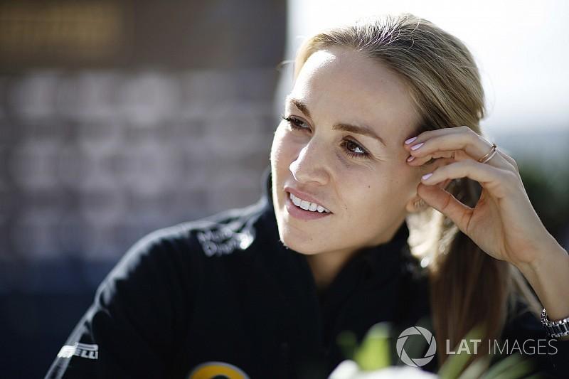 Хорда: Формула Е подходит девушкам больше Ф1