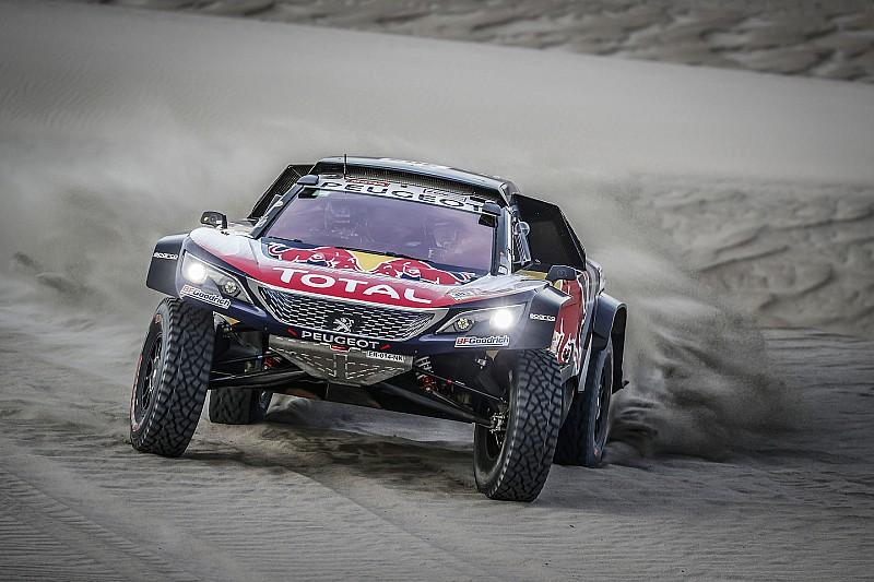 Dakar 2018, 6. Etap: Sainz, mola gününden önce en hızlı isim oldu