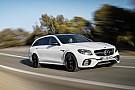 Автомобілі Mercedes-AMG E63 S розігнався до 307 км/год на автобані