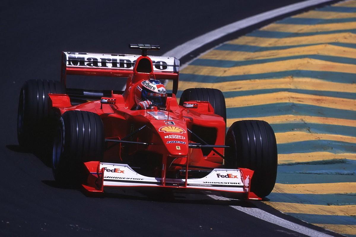 Reconstructie: Het jaar na het ongeluk van Schumacher