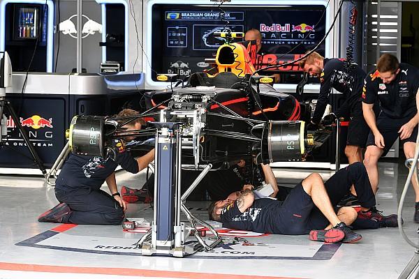 Ricciardo, Hartley e Gasly têm punições de grid confirmadas