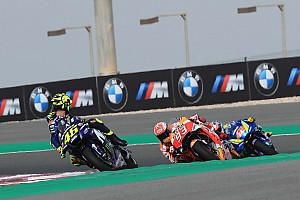 """Rossi: """"La posición no es fantástica pero estamos cerca"""""""