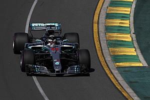 Formel 1 Trainingsbericht Formel 1 Melbourne 2018: Hamilton dominiert erstes Training