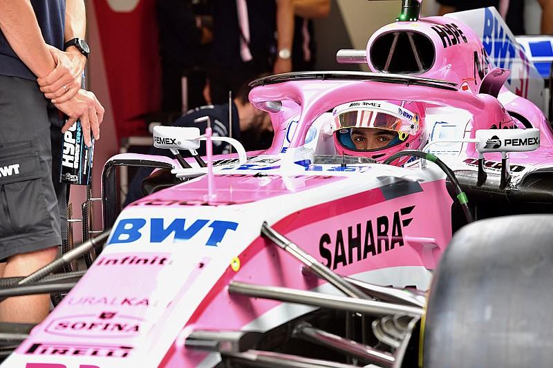 A Force India a fejlesztések hiánya miatt szenved Spielbergben