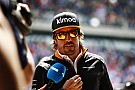 A Alonso no le interesa lo que pase con Ferrari y Honda en la F1